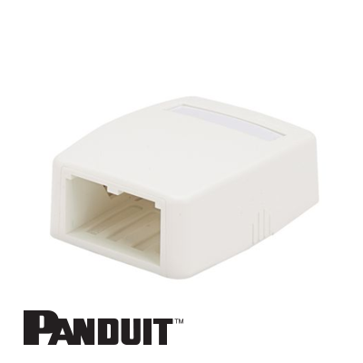 Panduit Mini-Com nazidna kutija 2 Port