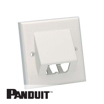 Panduit Mini-Com uzidna maska 2 Port