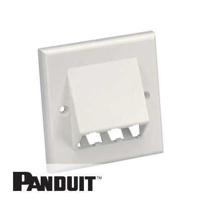 Panduit Mini-Com uzidna maska 3 Port