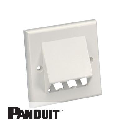 Panduit Mini-Com uzidna maska 3 Port