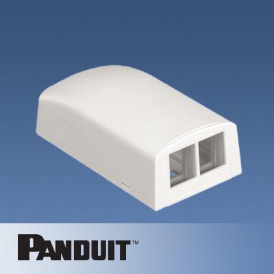 Panduit Netkey nazidna kutija 2 Port