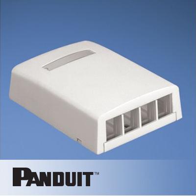 Panduit Netkey nazidna kutija 4 Port