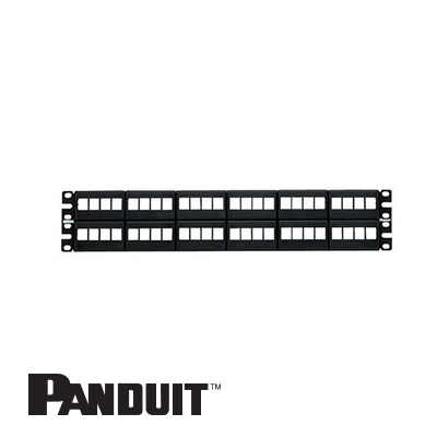 Panduit NetKey Patch Panel, 48-portni, 2U