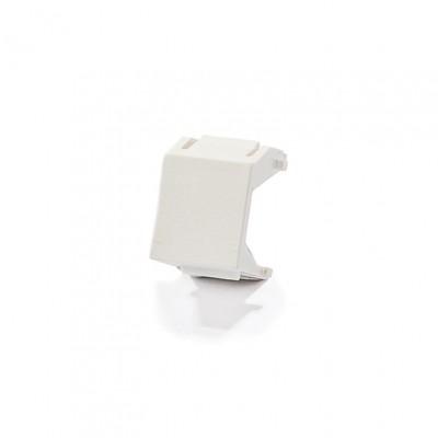 Keystone blank modul, bijeli