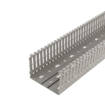 Kanal PVC 80x60 mm, perforirani