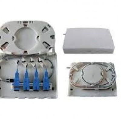Zaključna optička kutija za 4 porta